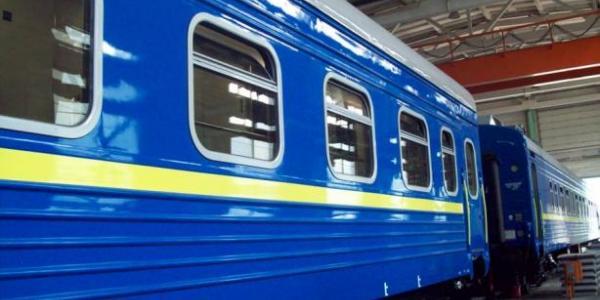 11 листопада в перший рейс вирушить поїзд із вагонів-трансформерів Крюківського вагонзаводу