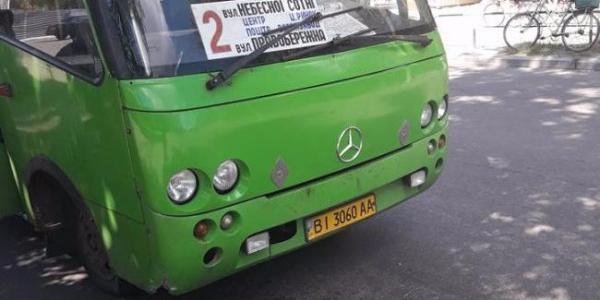 В горисполкоме негодуют: на маршруте №2 не хватает льготных автобусов