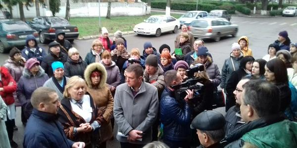 Поки домовилися: первинну ланку Кременчуцької ЦРЛ фінансуватимуть за рахунок міста та району