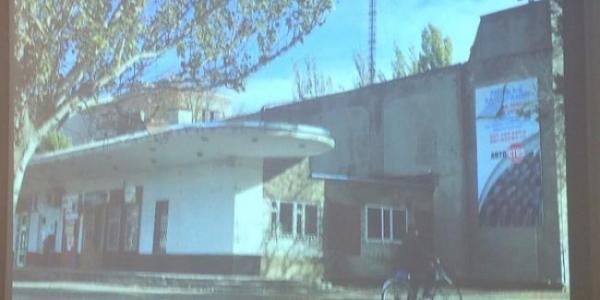 Директору Центру культуры и отдыха Татаринову снова «попало на орехи» от мэра Малецкого