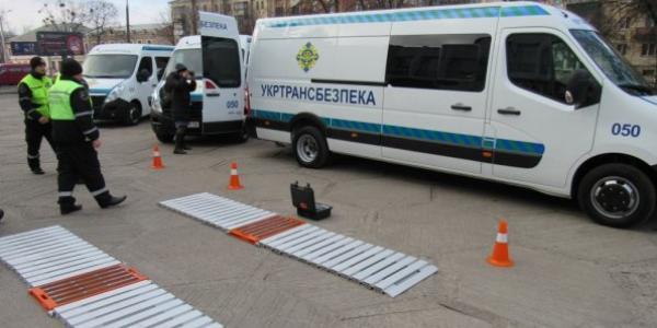 КрАЗ переобладнав для Полтавщини три мобільні вагові лабораторії