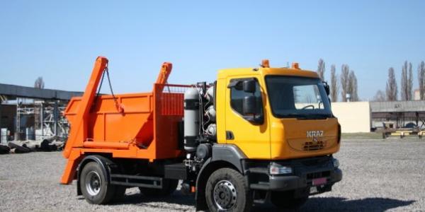 Три міста Полтавської області стануть ще чистішими завдяки техніці «КрАЗу»