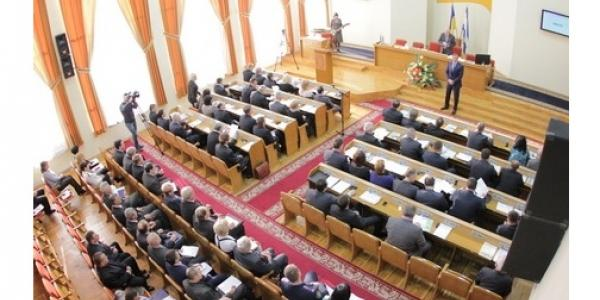 Всеукраїнська коаліція запропонувала внести зміни до НПА Кременчуцької міської ради
