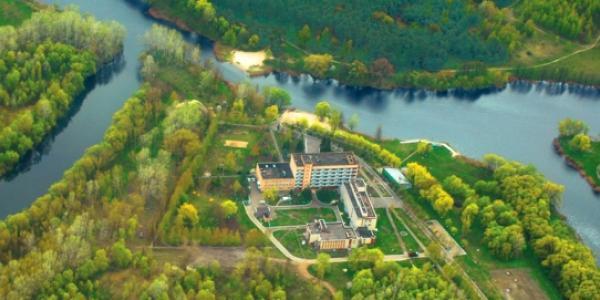 «Не той тепер Миргород»: на Полтавщині з'явиться курорт державного значення