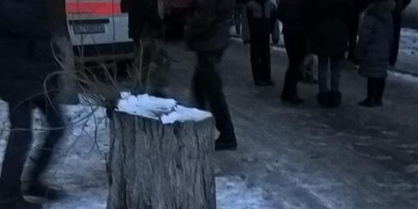У Кременчуці через пожежу довелось евакувати мешканців