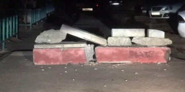 Власти Кременчуга снова идут в бой с внутридомовыми преградами
