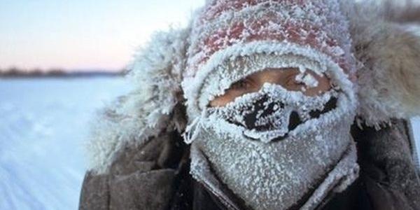 В Кременчуге в начале недели - снегопады, а в конце - морозы