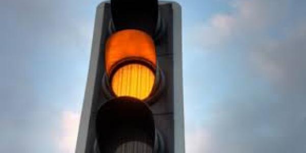 Обережно! На проспекті Свободи в трьох місцях не працюють світлофори