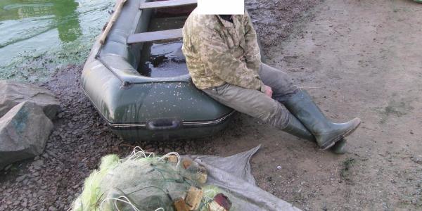 У Кременчуцькому районі браконьєр завдав збитків на понад 10 тис. гривень
