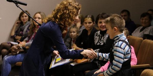 У Кременчуці нагородили переможців творчого конкурсу «Я мрію – я живу»