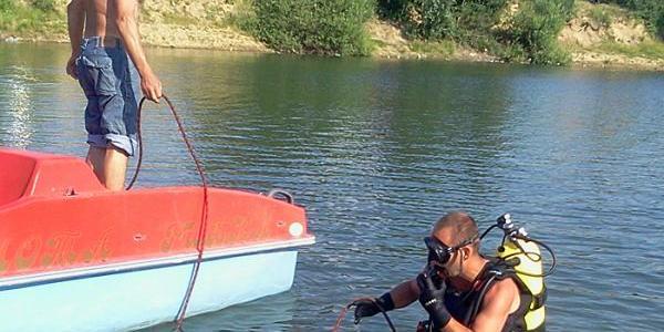 За вихідні у Кременчуцькому районі втопилися двоє чоловіків