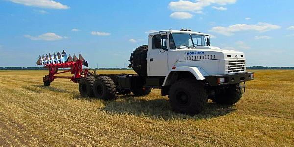 На КрАЗе создали чудо-технику для сельхозработ