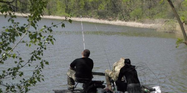 Кременчуцький Центр реабілітації кличе демобілізованих воїнів АТО на риболовлю