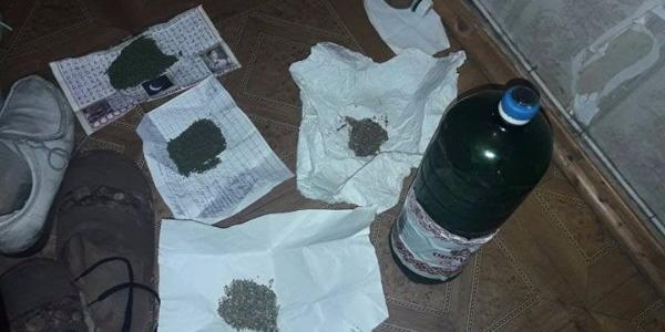 Кременчуцькі поліцейські викрили «магазин наркотиків»