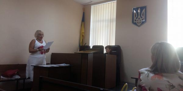 Кременчужанка бореться в суді зі «Спрутом» у власній квартирі