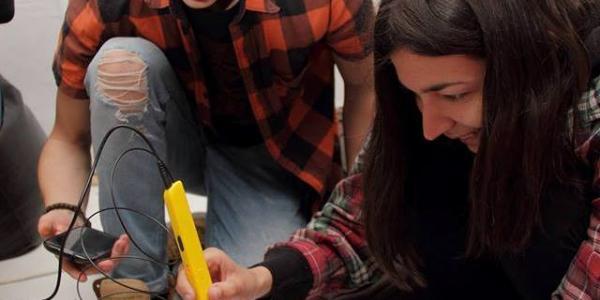 Майстерня «AdapterLab» запрошує на творчу зустріч із 3D-ручкою та принтером.
