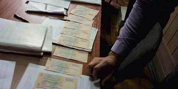 Полтавського суддю зловили на хабарі у 5 тисяч гривень