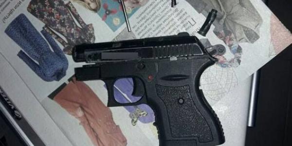 У мешканця Горішніх Плавнів знайшли перероблений пістолет