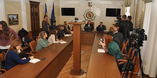 В Полтавской области невозможно допустить безнаказанность преступлений против журналистов - Сулаев