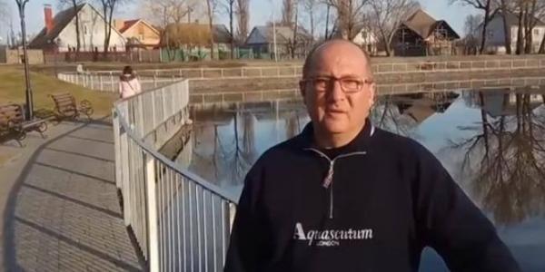 Директору Міського парку Дедюріну зробили «подарунок»: написали на нього прокурору заяву про злочин