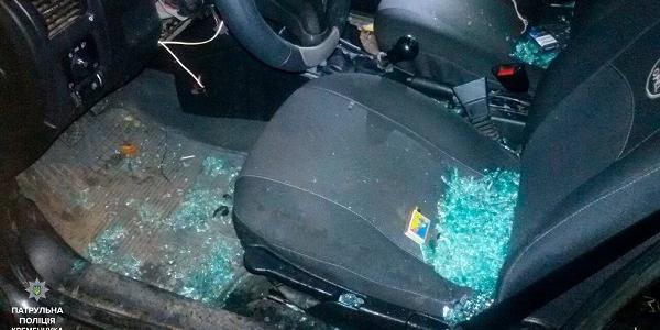 Кременчужани допомогли поліції затримати автомобільного крадія
