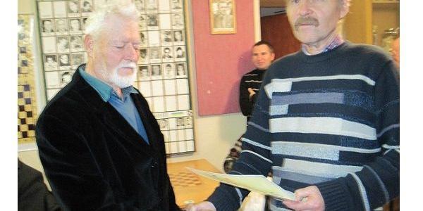 Найдосвідченіший шашкіст Кременчука цього разу виявився п'ятим
