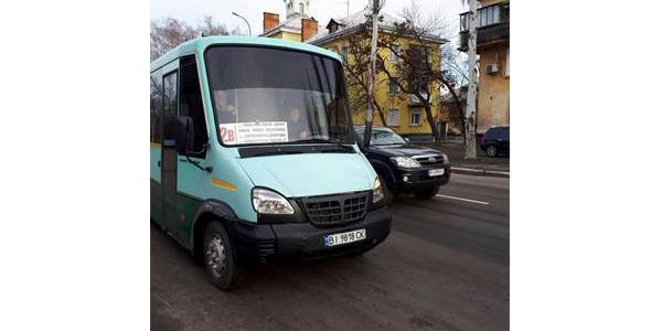 «О добром маршрутчике замолвите слово»: кременчужане в соцсетях благодарят водителя автобуса №2В