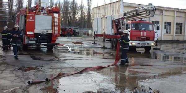 Завтра на КрАЗе запланирован «пожар»