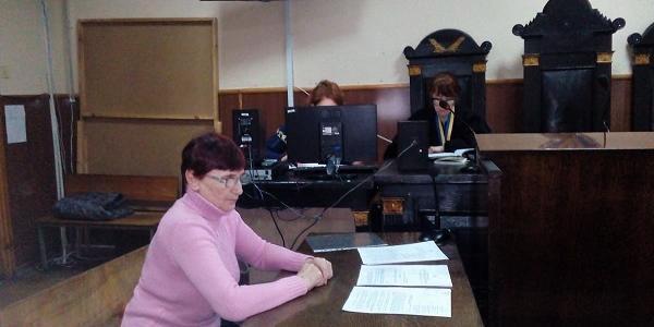 Депутат міськради Гордєєва у суді вимагає скасувати роздмухування штатів кременчуцького виконкому