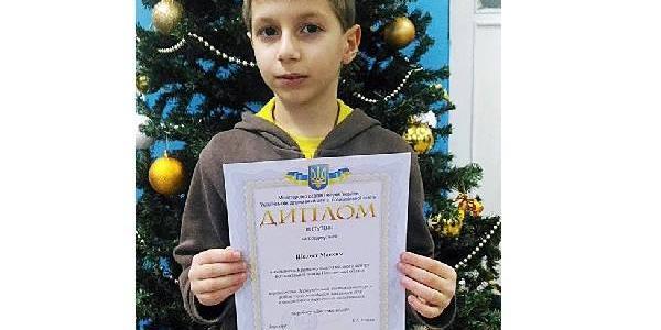Маленького кременчужанина визнали одним з найкращих моделістів України