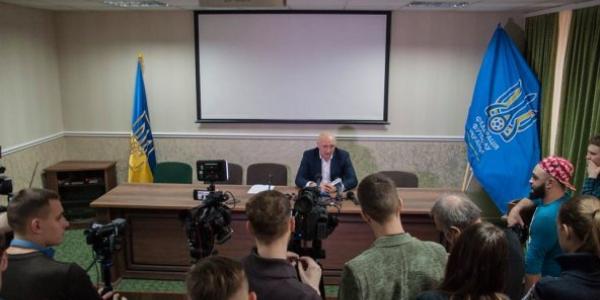 Губернатора Полтавщини Головка обрали головою Федерації футболу області