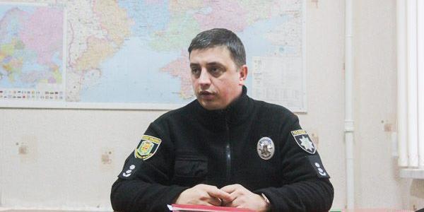 Главный коп Кременчуга Ботвина считает, что в захоронении участника АТО, как бездомного, больше виноваты полицейские города Каменское