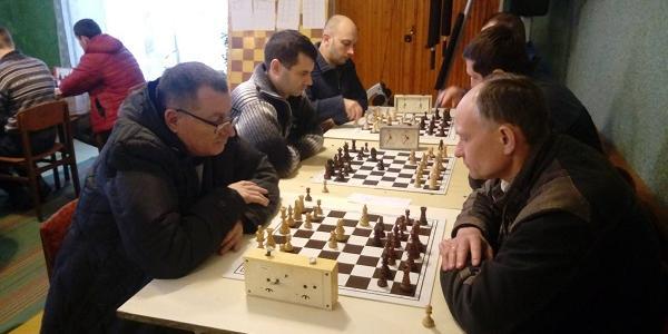 Не котуном єдиним: на Полтавському ГЗК визначили кращих шахістів
