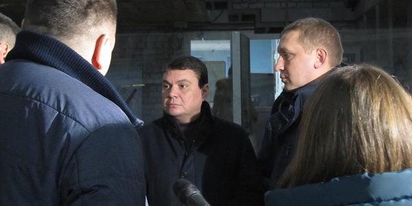 Заступник губернатора Полтавщини Пісоцький запланував собі купу роботи в Кременчуці у 2018 році