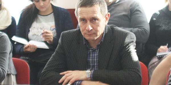 Керівник міського відділу контролю за благоустроєм Кременчука отримав відзнаки Президента за участь в АТО