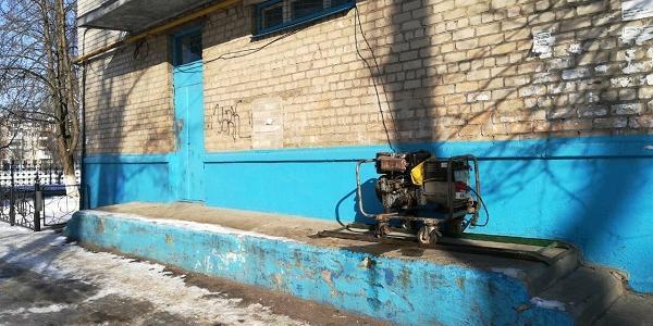 Жители улицы Софиевской жалуются на надоедливый шум работы генератора «Теплоэнерго»