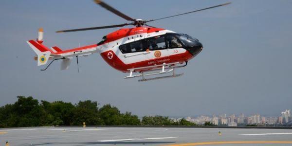 Це дозволить врятувати більше життів, адже використання гелікоптерів пришвидшить транспортування людей з області.