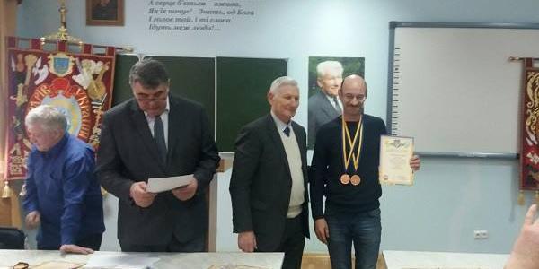 Кременчужане на двоих привезли четыре медали с престижного конкурса медоваров