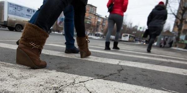У центрі Кременчука «Волга» збила 15-річну дівчинку