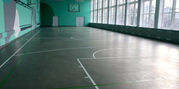 У школі № 3 у Горішніх Плавнях завершено ремонт кабінету для вчителів фізкультури за кошти нардепа Жеваго