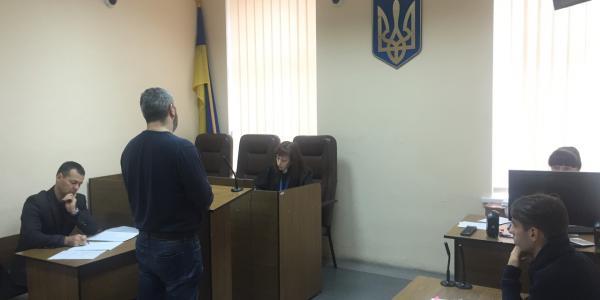 Малецкий снова не явился в суд по восстановлению Украинца в должности главврача, но это не помешало заслушать свидетеля Сычева