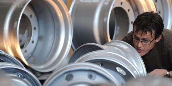 Кременчугский колесный завод в 2018 году планирует увеличить производство колес