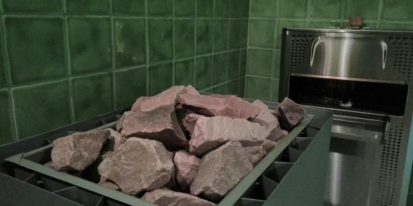 У Кременчуцькому госпіталі інвалідів з'явилася евкаліптова сауна