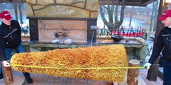 На День міста литовці частуватимуть кременчужан пирогом, що буде приготований на відкритому вогні