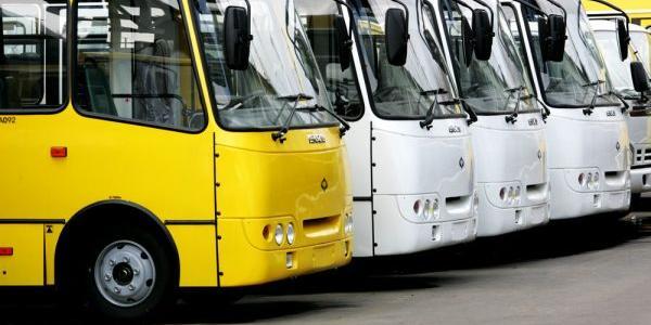 Кременчугу не хватает больших автобусов на маршрутах
