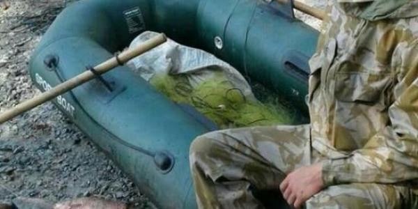 Під Кременчуком затримали чергового браконьєра