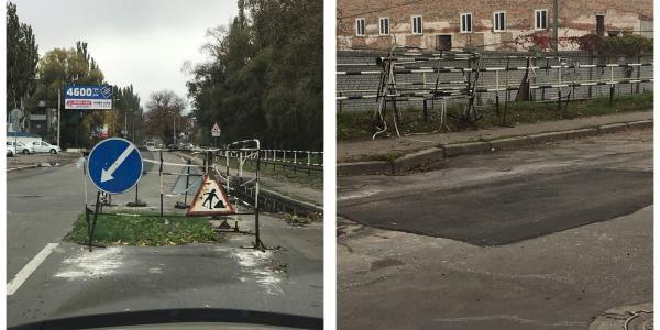 Власть рулит-3: мэр Малецкий поступил с «газоном» на дороге, как полководец
