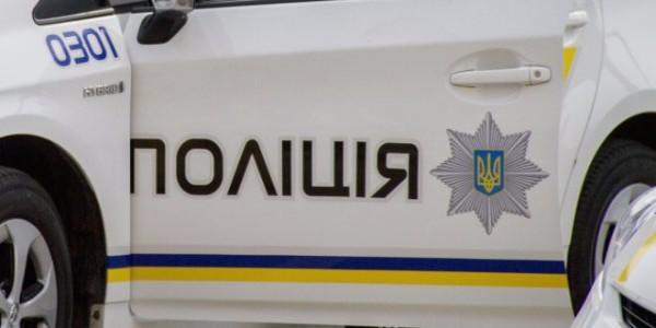 Водій намагався підпалити авто патрульних та поліцейського