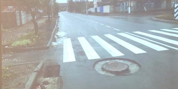 На отремонтированной улице Герасимовича снова существенная кража