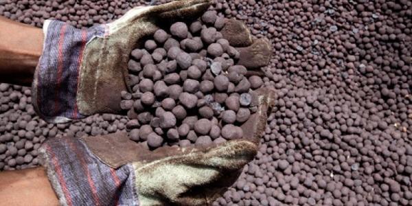 Ferrexpo традиционно занимает позицию лидера по экспорту окатышей
